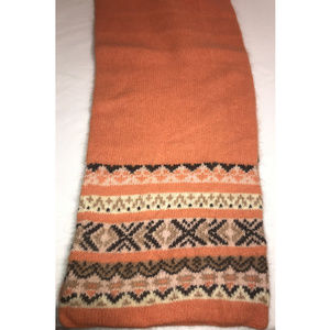 Vintage Accessories - Vintage Angora Scarf, 64 inches long